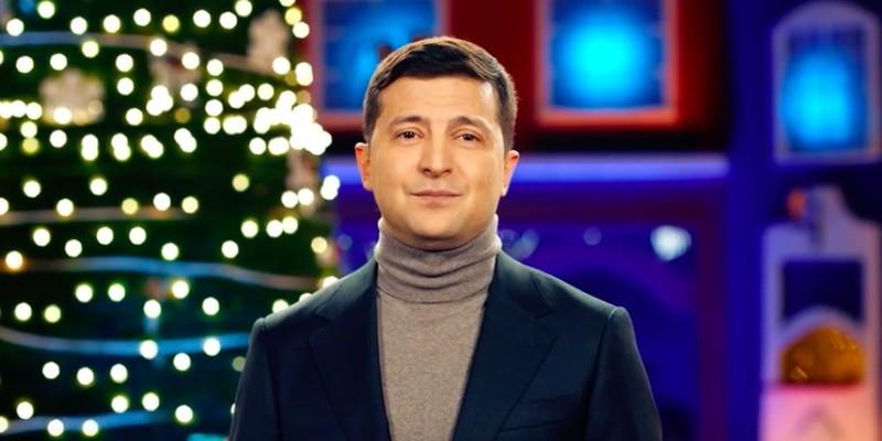 «Мир у кожну родину»: Зеленський привітав українців з Різдвом