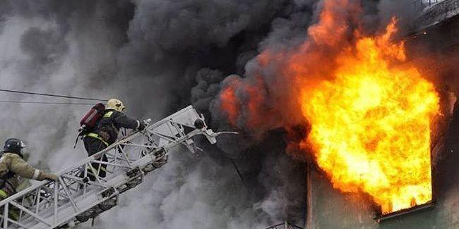 В пожежі під Одесою загинули троє людей