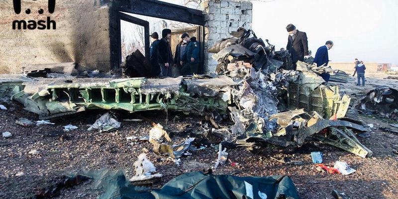 Катастрофа українського Боїнга в Тегерані: 177 осіб загинуло, всі подробиці (фото, відео)