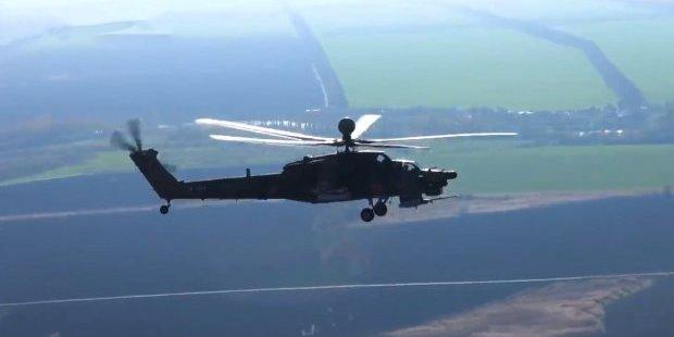 «Зачистка свідків»: розбився вертоліт з пілотами РФ, які брали участь в агресії проти України