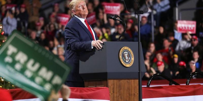 Трамп звернувся до нації. Що він сказав