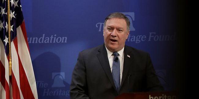 США готові допомогти Україні у зв'язку з авіакатастрофою в Ірані, - Помпео