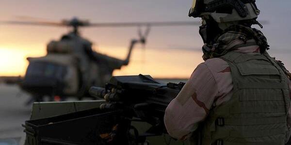 Країна ЄС вивела з Іраку своїх солдатів