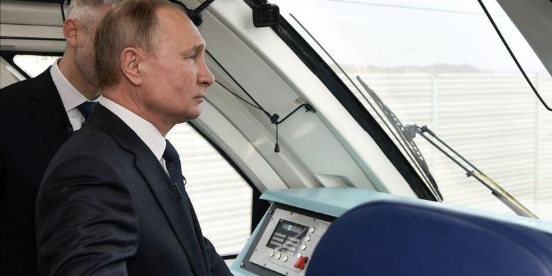 Путін у Криму спостерігав за пусками потенційно ядерних ракет