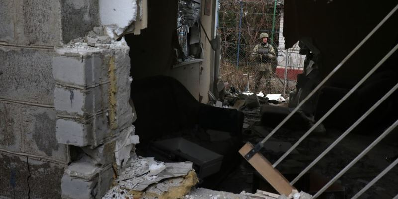 На зруйноване житло Донбасу в бюджеті України заклали 40 мільйонів гривень