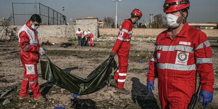 Іран назвав брехнею звинувачення про збиття літака МАУ ракетою