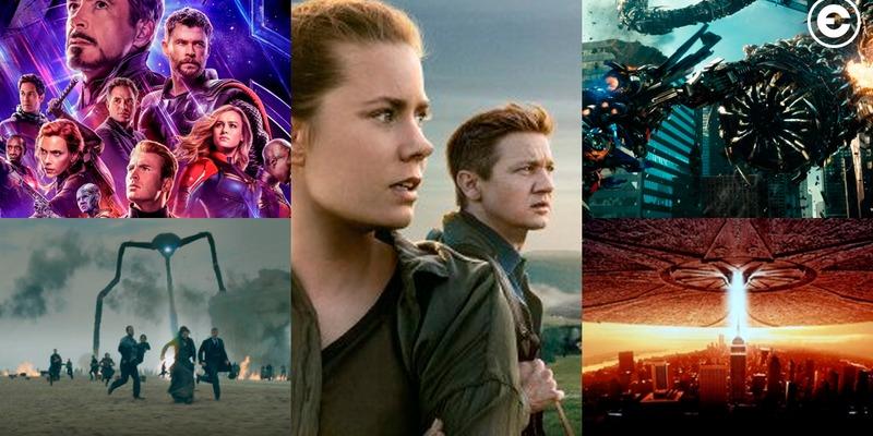 Найкращі фільми про прибульців для перегляду на вихідні