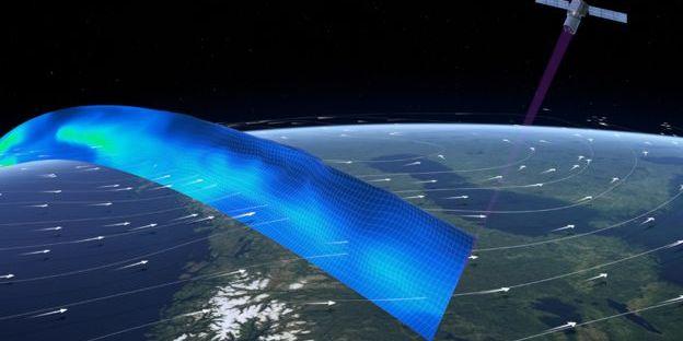 У Європі для визначення прогнозів погоди почнуть використовувати космічні лазерні дані