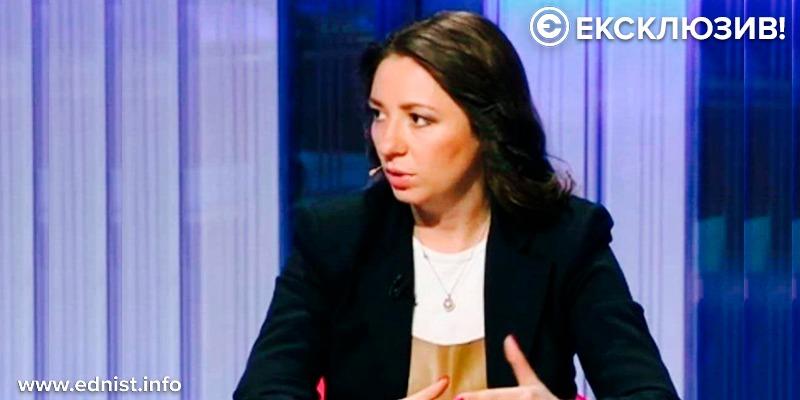 Зеленський дозволив Путіну зберегти обличчя, - Олеся Яхно