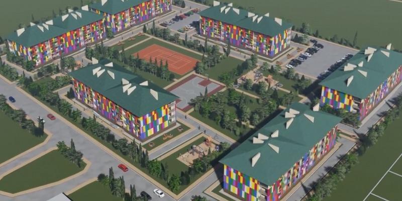 На Херсонщині хочуть побудувати житлове містечко для переселенців з Криму (відео)
