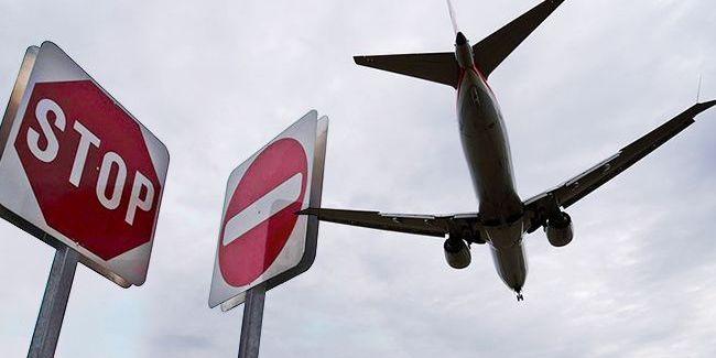В Європі рекомендують уникати польотів над Іраном