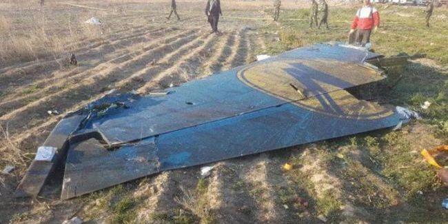 В Ірані заарештували чоловіка, який зняв відео зі збитим літаком МАУ
