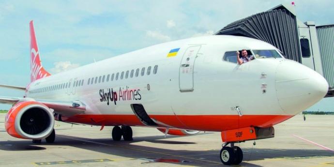 SkyUp планує відновити два внутрішні рейси в Україні