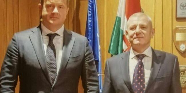 Україна та Угорщина домовилися об'єднати зусилля проти загрози світовій безпеці