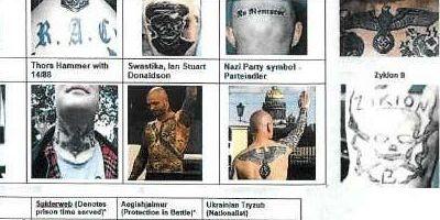 Україна вимагає від британської поліції прибрати тризуб з антитерористичного посібника