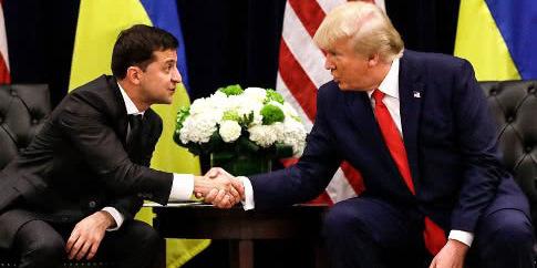 Зеленський про відносини України і США: Я зробив те, що міг