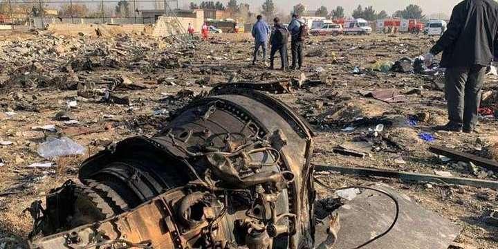 Іран підтвердив, що український літак збили двома ракетами з російського ЗРК