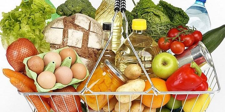 Витрати на основні продукти харчування (інфографіка)