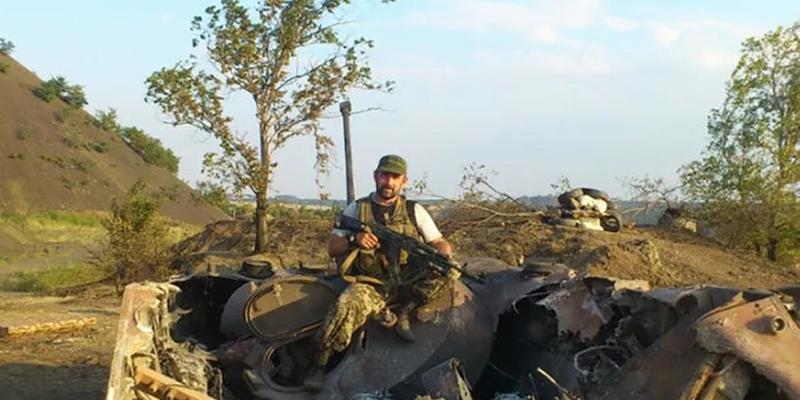 У Донецьку застрелили бойовика Олексія Кривулю: що про нього відомо