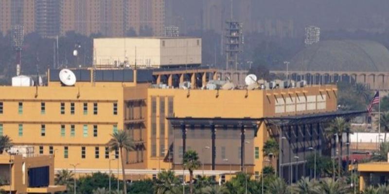 Посольство США в Іраку обстріляли ракетами: відео