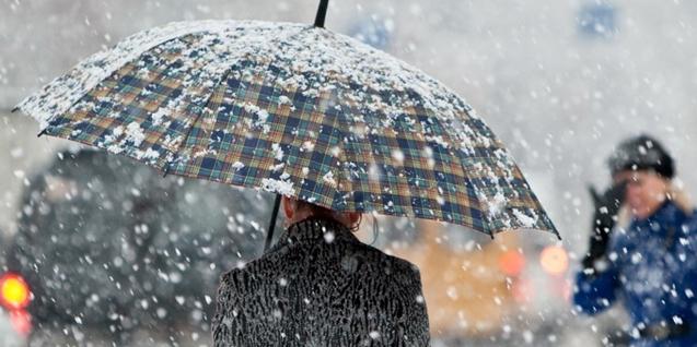 На Україну насувається снігова буря: синоптик уточнила прогноз