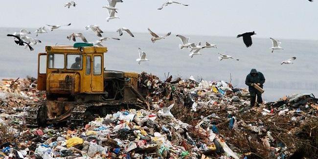 Найбільші сміттєзвалища України (інфографіка)