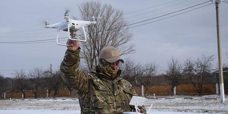 «Укроборонпром» презентував перший український військовий квадрокоптер