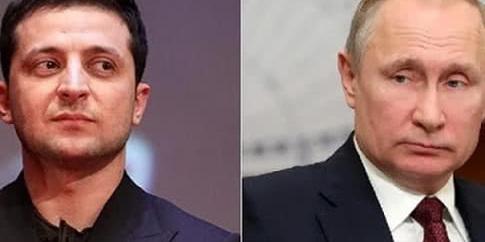 РосЗМІ анонсували зустріч Путіна із Зеленським в Ізраїлі