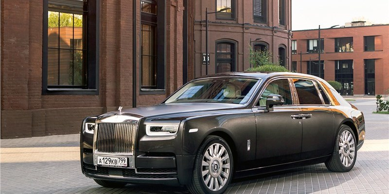 Rolls-Royce оновив рекорд продажів в Україні
