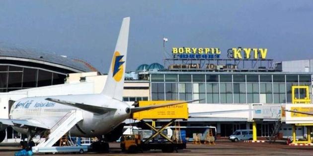 Україна посилила заходи у «Борисполі» через коронавірус з Китаю