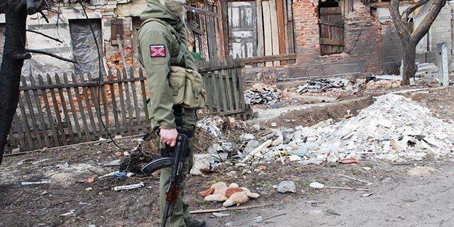 На Донбасі бойовики ведуть вогонь з житлових кварталів, - штаб ООС