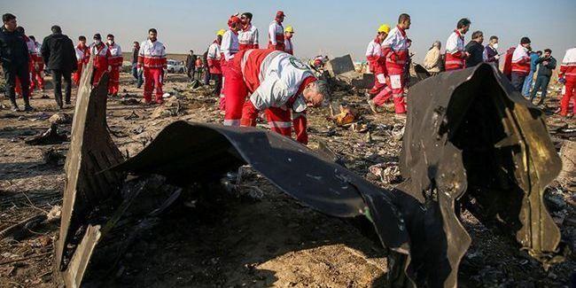 Винний в аварії літака МАУ перебуває у в'язниці, - МЗС Ірану