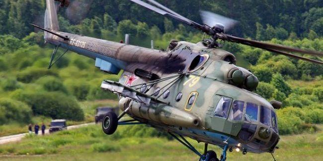 В Афганістані напали на гелікоптер з українським екіпажем