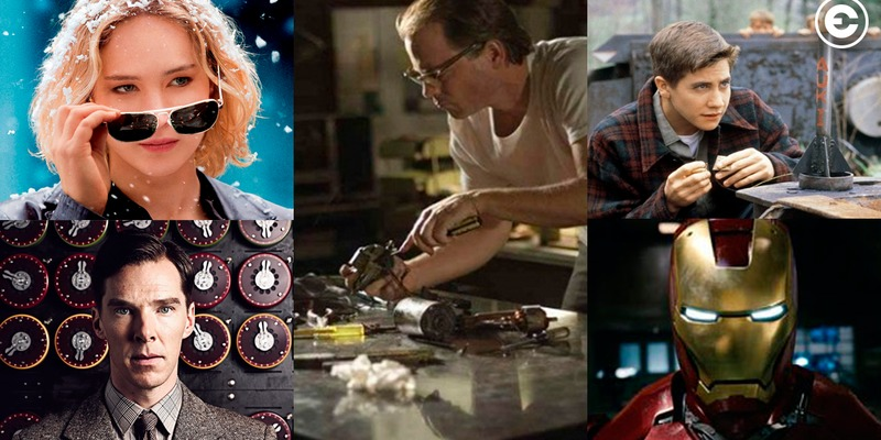 Найкращі фільми про винахідників для перегляду на вихідні