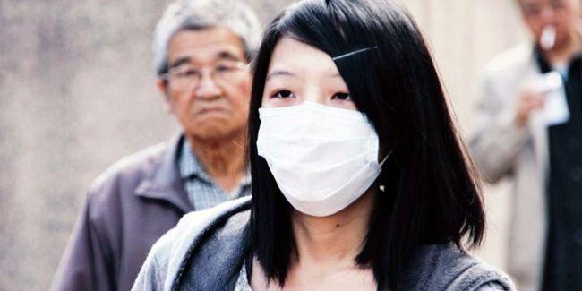 Названі симптоми коронавіруса в Китаї