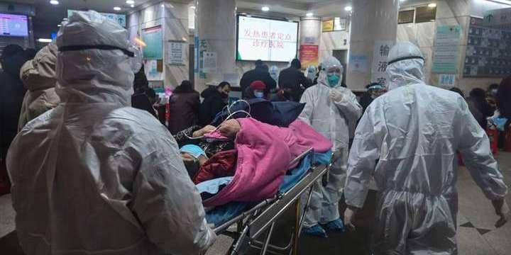 Коронавірус у Китаї: 80 смертей, 24 – за останню добу