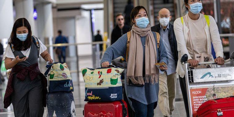 Коронавірус може передаватися від людей без симптомів