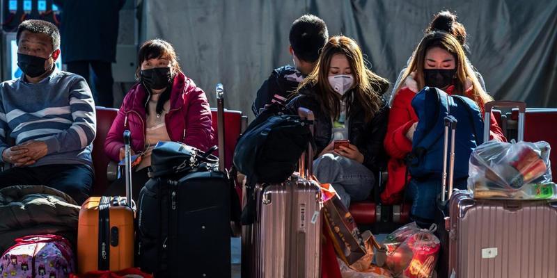 Штучний інтелект у Канаді передбачив спалах коронавірусу у Китаї ще 31 грудня