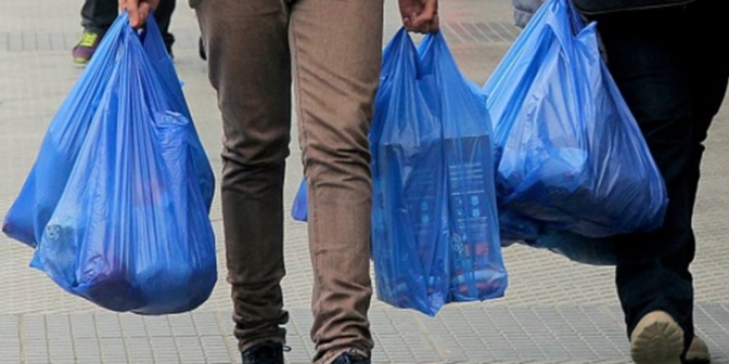 Мінекоенерго планує заборонити використання пластикових пакетів з 2021 року