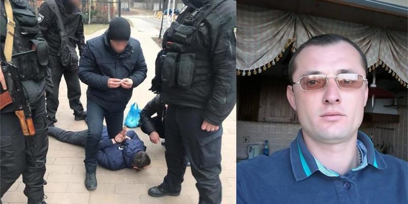 У Києві донецький бойовик намагався застрелити двох поліцейських: фото і відео 18+