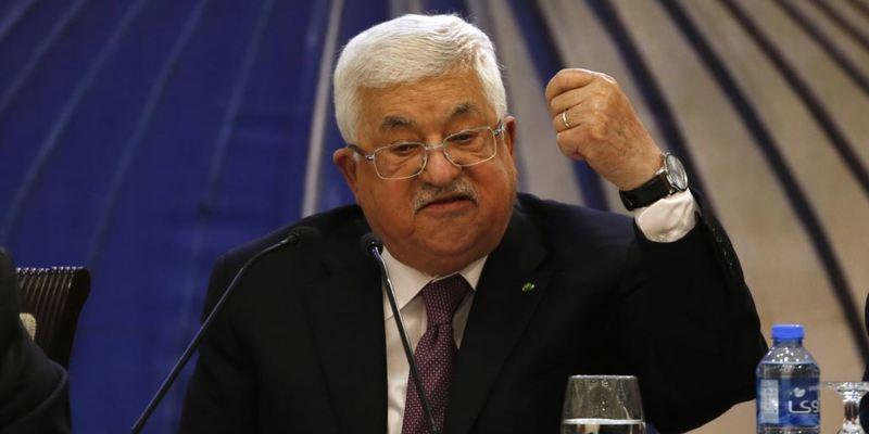 Палестинський лідер відкинув мирний план Трампа