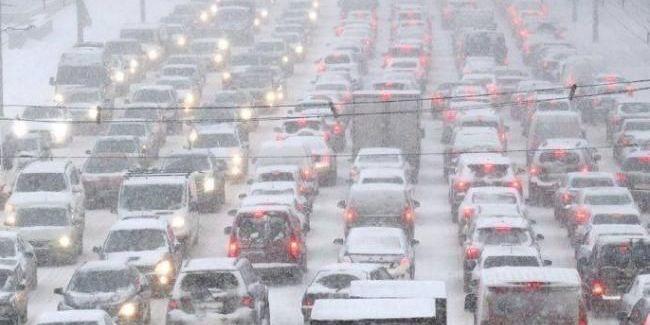 Синоптики попередили про небезпеку на дорогах через погіршення погоди