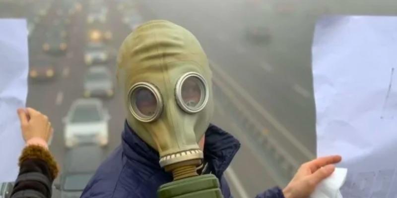 Україна на четвертій позиції серед європейських країн за кількістю смертей через забруднення навколишнього середовища