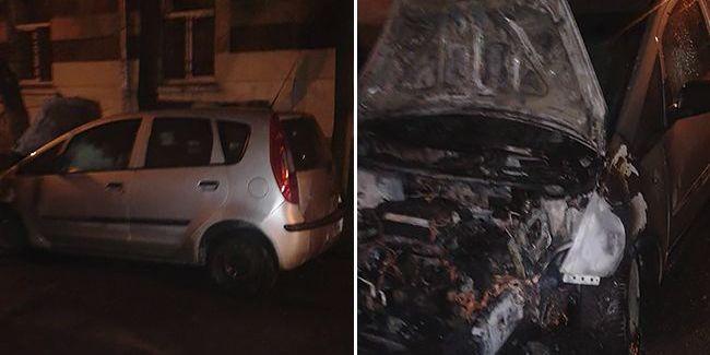 У Львові спалили автомобіль журналістки «Радіо Свобода»