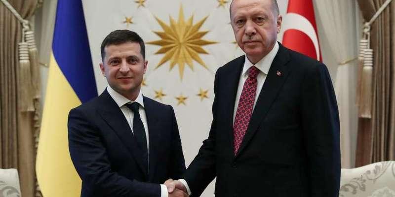 Президент Володимир Зеленський зустрінеться з Реджепом Ердоганом у Києві 3 лютого