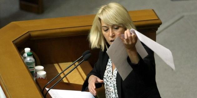Рада підтримала звільнення міністра розвитку громад і територій України Олени Бабак