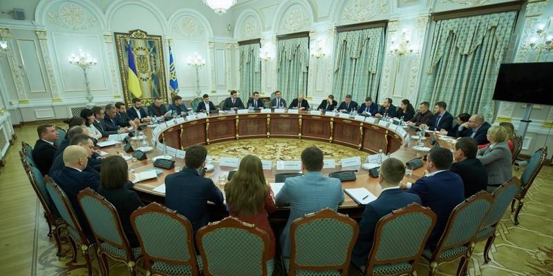 Звіт Гончарука Зеленському: які завдання президента уряд не виконав
