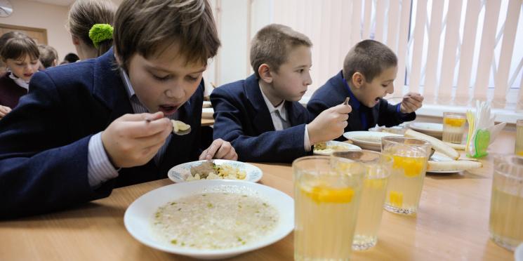 25% шкільних меню не відповідає нормам — Держпродспоживслужба