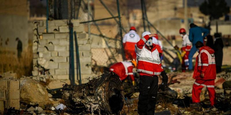 В Ірані журналістів через відмову публікувати брехню про авіакатастрофу МАУ почали допитувати