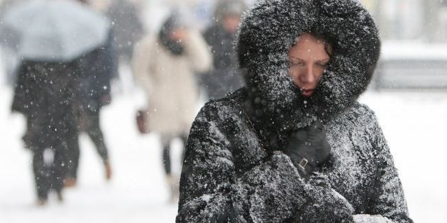 Україну накриють морози до -17: прогноз на завтра